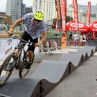 MTB Pump Track at Ultimate X 2014