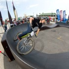 Mountain Bike Pump Track at Ultimate X 2014