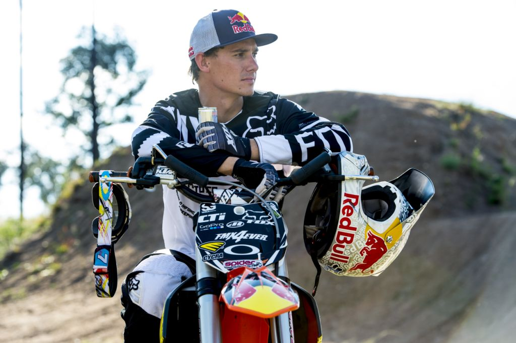 FMX rider Nick De Wit will be riding in the upcoming Nitro Circus Live South African tour