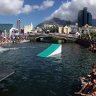 Insane Wakeboarding action at Ultimate X 2014
