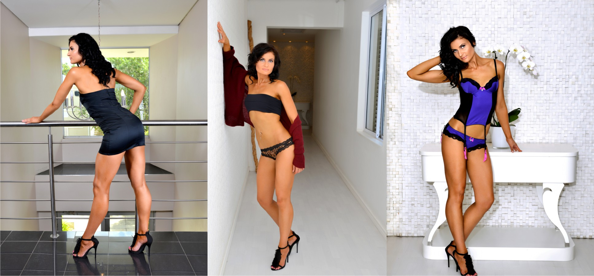 Sylvia is our featured LW Babe of the Week