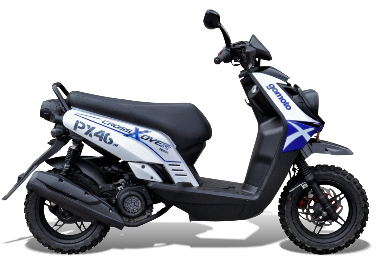 Gomoto Crossover Scooter Lw Mag