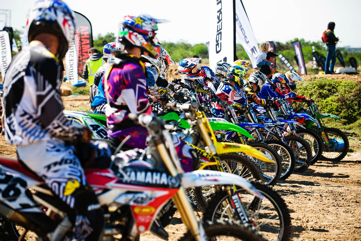 Motocross at its best at Melkbos MX Track