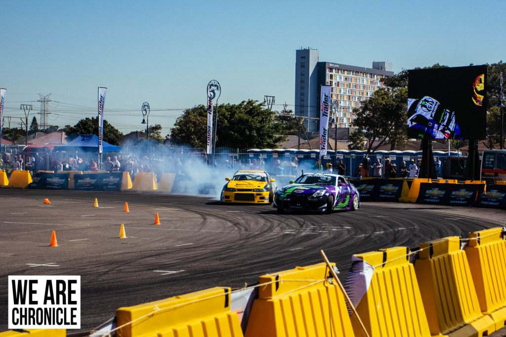 Round 3 of the Supadrift Series hit Cape Town with insane drifting action