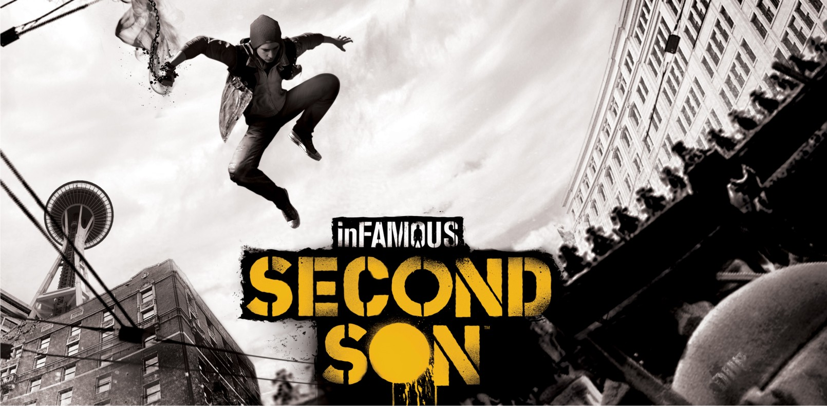 inFAMOUS second sone releases for Playstation 4