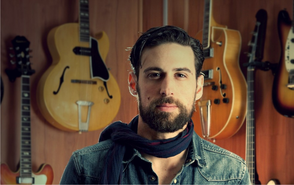 Interview with Dan patlansky about his new album