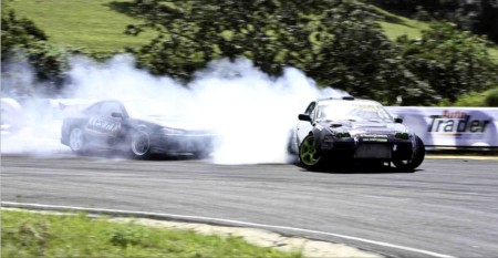 Catch the drifting championship at Supadrift Series 04