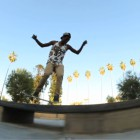 Thalente Biyela killing it in his latest Skateboarding edit