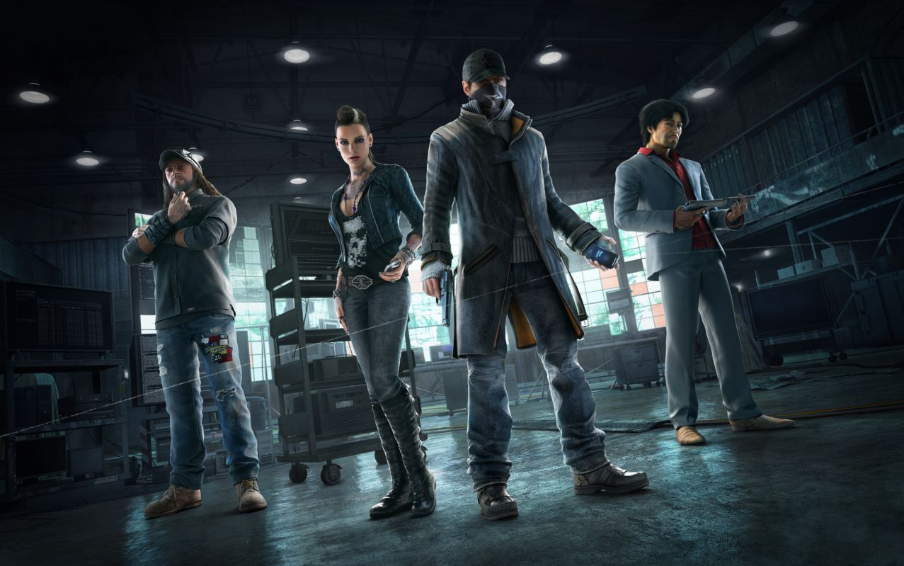 Watch Dogs for Playstation 3 and 4, Xbox 360, Xbox One and PC Character Trailer