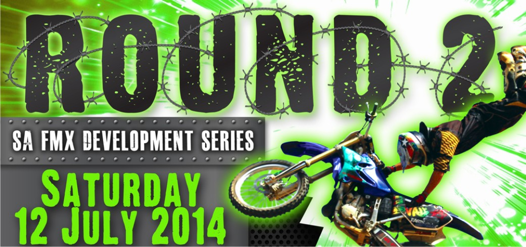Round 2 of the FMX Development Series is set to take place in July