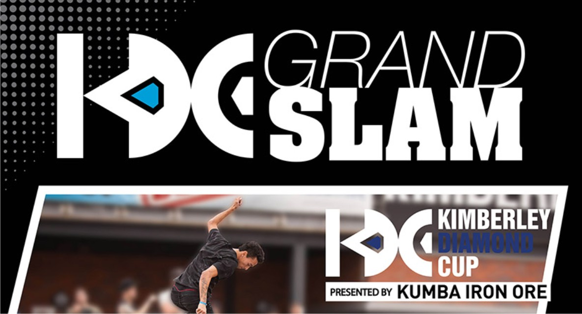 Kimberley Diamond Cup Grand Slam Skateboarding event