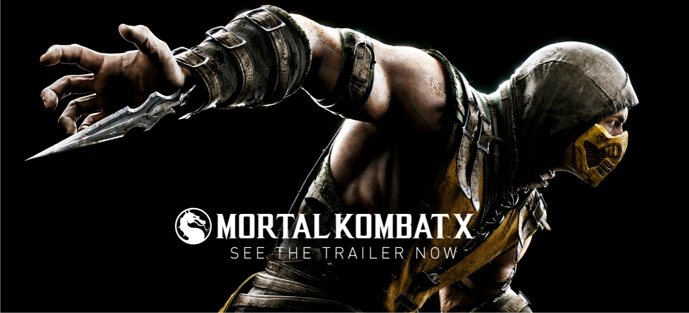 The Mortal Kombat X Announcement trailer is here