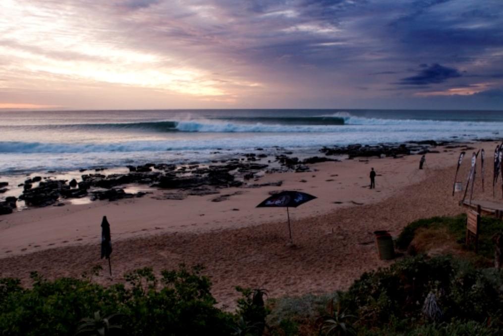 The J Bay Open of surfing set to get underway