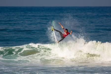 Highlights video from Day 1 of the Mr Price Pro surfing contest