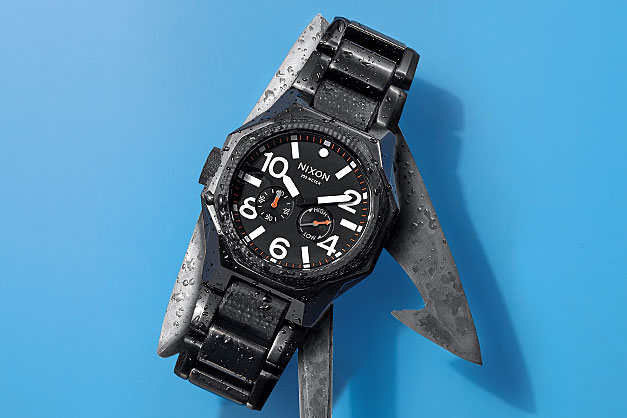 Introducing the Nixon Tangent watch