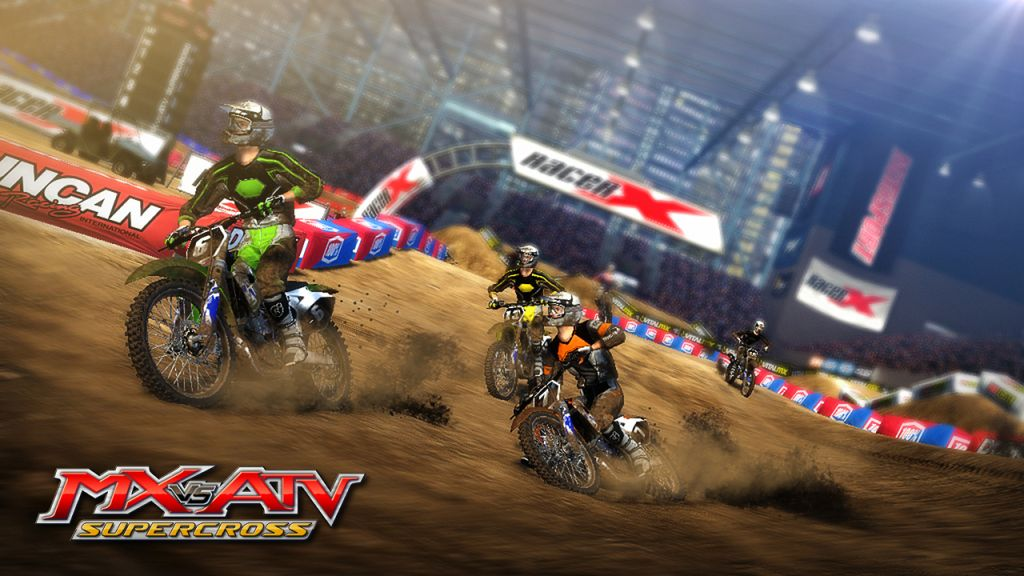 MX vs ATV Supercross set to release on Playstation 3, Xbox 360 and PC