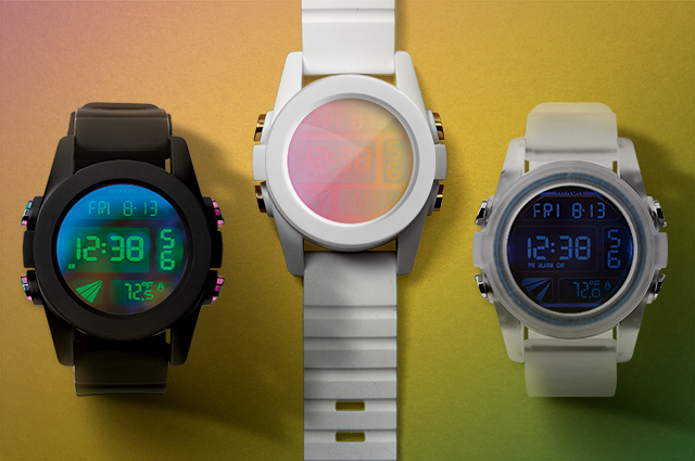 The Nixon Unit Cosmos Collection is now available in South Africa
