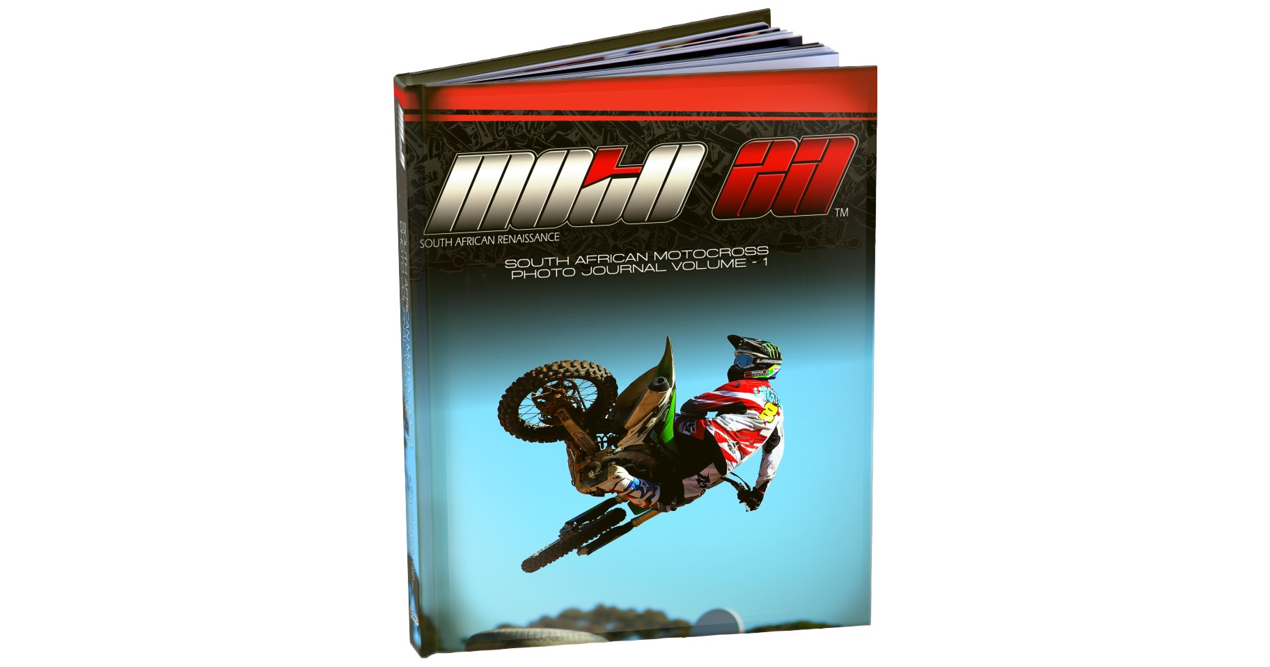 Moto ZA – South African Motocross Photo Journal Volume 1