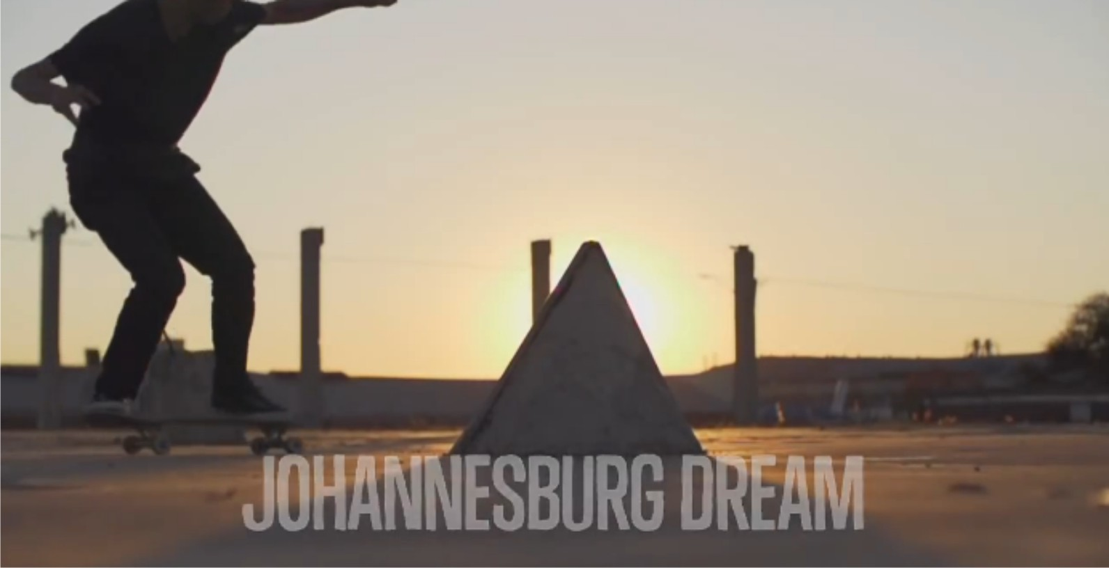 Insane Skateboarding features in the Converse Cons - Johannesburg Dream edit