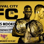 EFC 34 set to have MMA fans on the edge of their seats