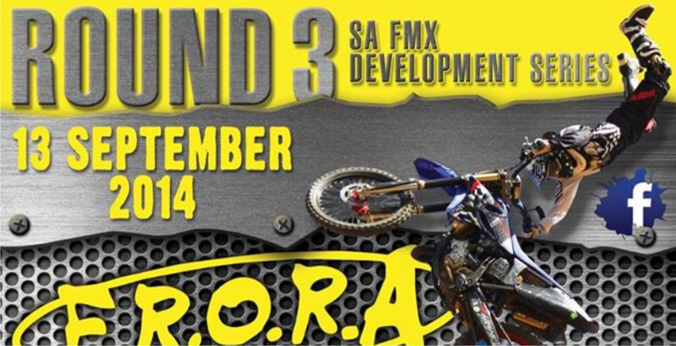 Round 3 of the FMX development series is here