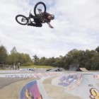 The Greg Illingworth Bell Helmets welcom to the team BMX video