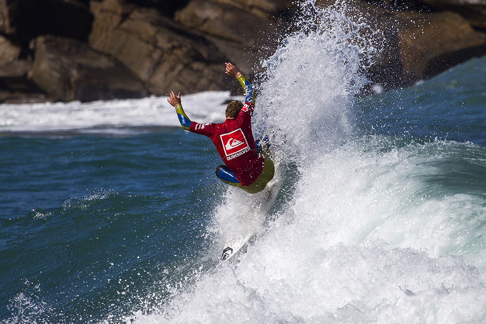 Highlights video from the Quiksilver Takes One To KNow One surfing series