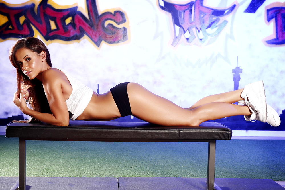 The sexy Adelene Morais features as our LW Babe of the Week