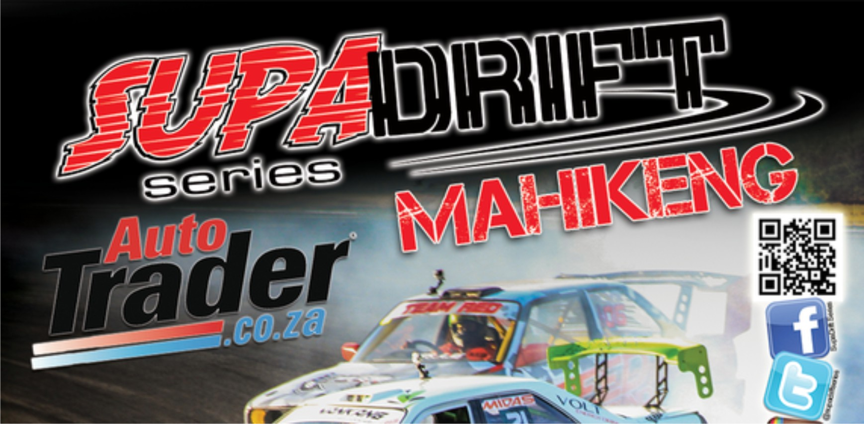 Supadrift Series 07 the penultimate round of 2014