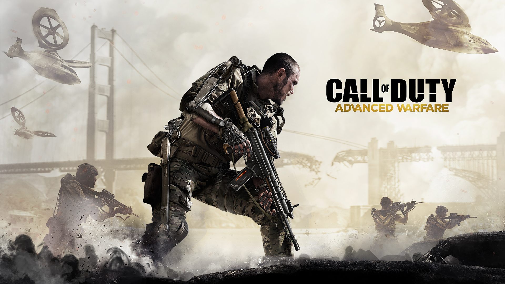 Watch the Call of Duty Advanced Warfare Power Changes Everything Trailer