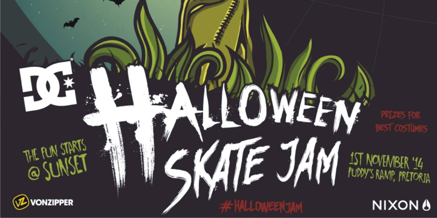 Its that time of the year when the Halloween Jam takes place