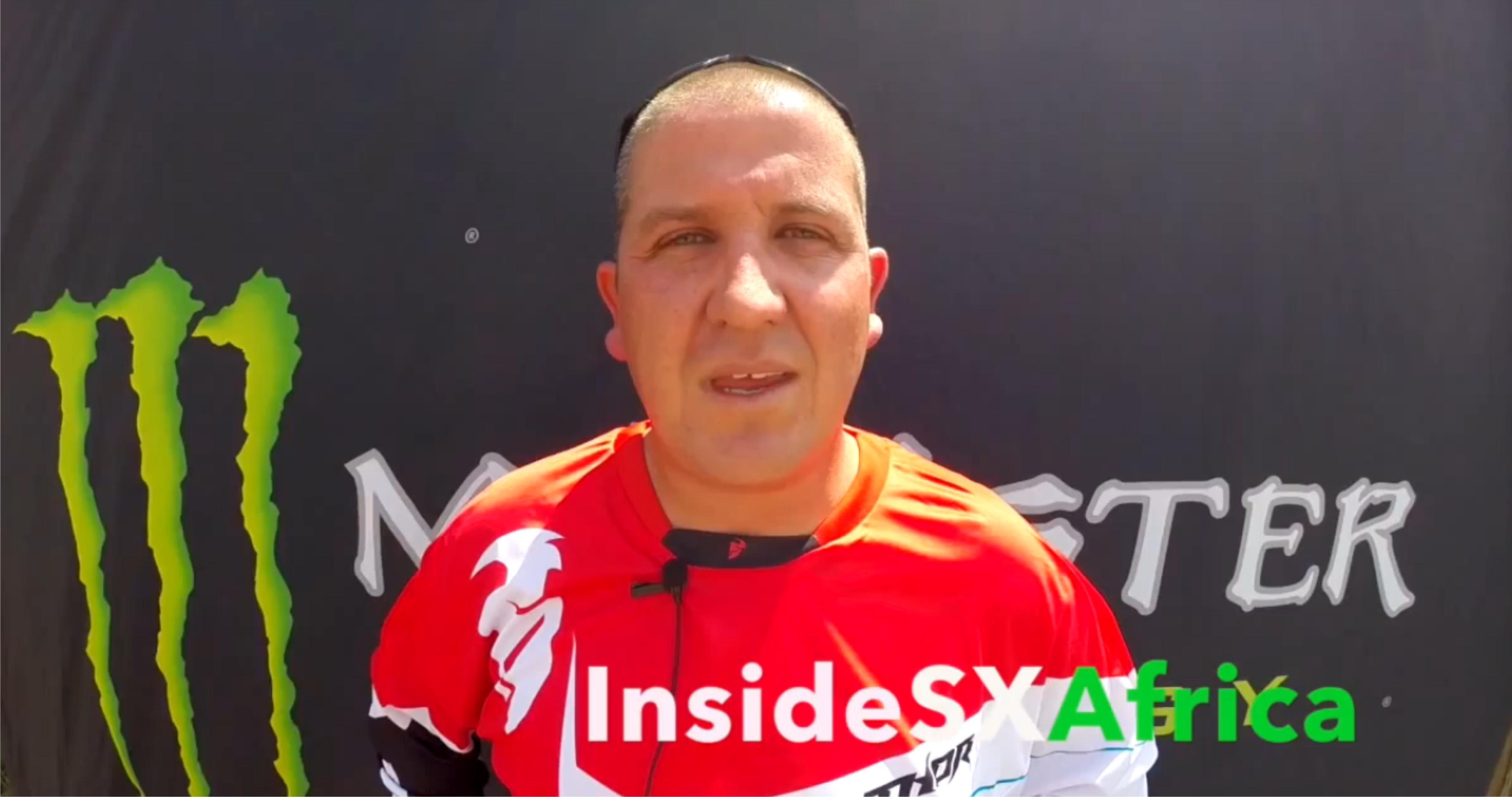Ian Topliss talks Supercross Africa