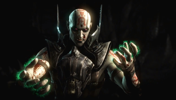 Quan Chi returns in Mortal Kombat X trailer