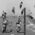 North vs South motocross video