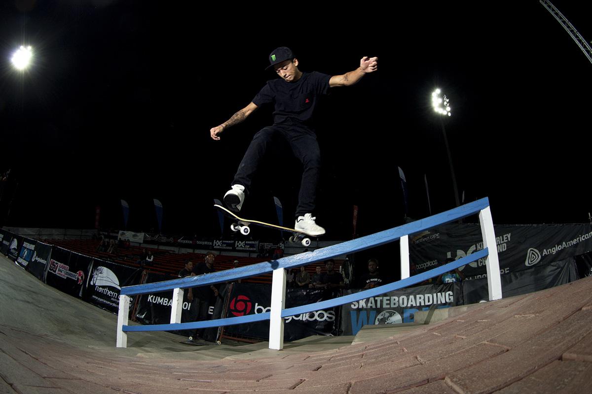 Monster Energy 2014 Kimberley Diamond Cup Skateboarding World Championships highlights video