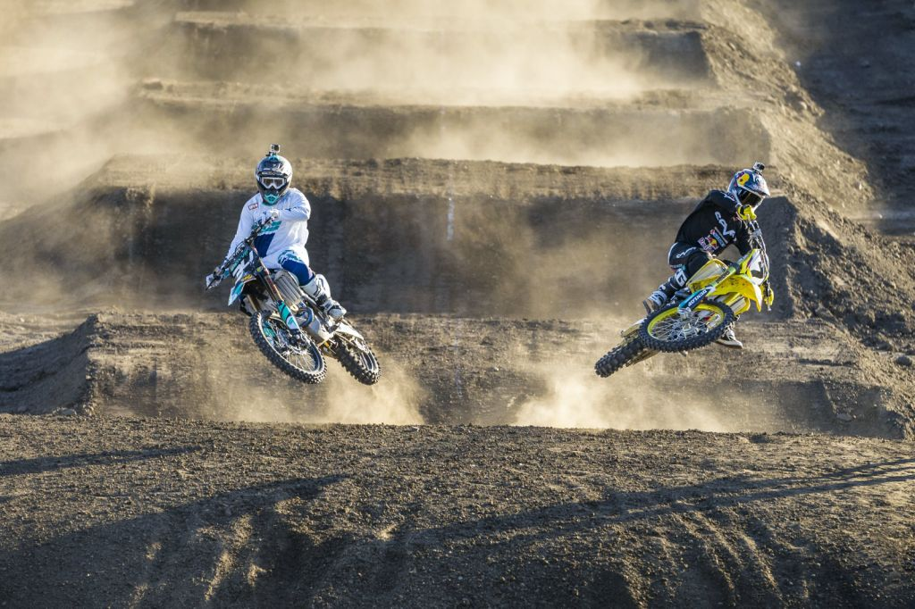Insane motocross action in the Red Bull Straight Rhythm highlights video