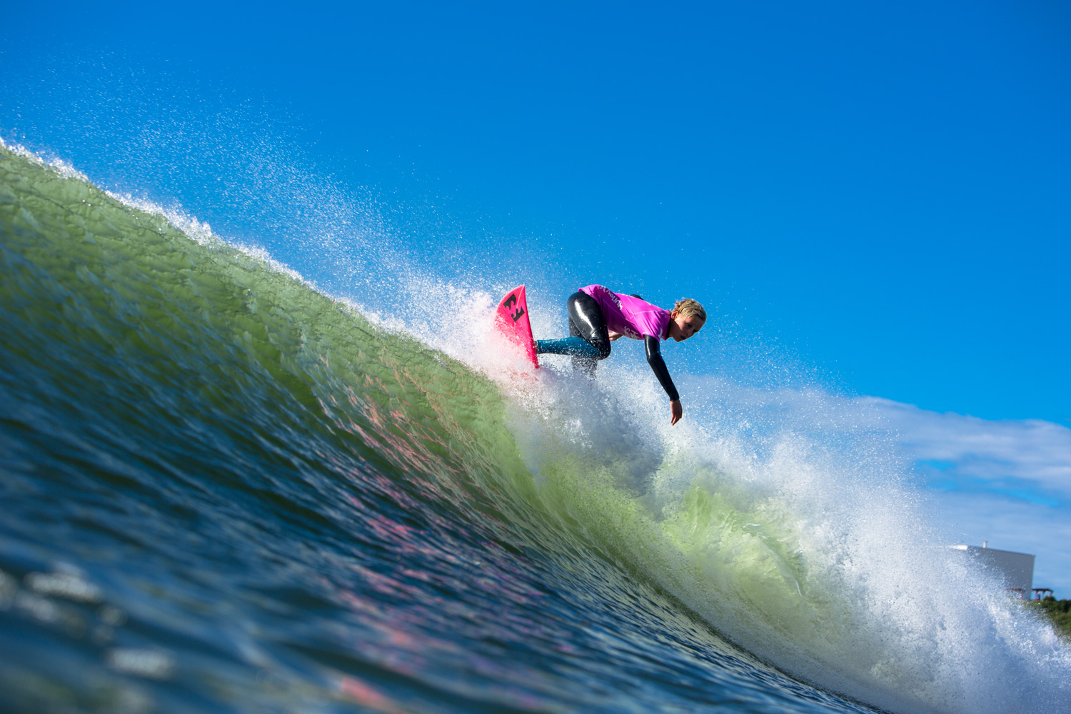 Incredible surfing action from the final day of the Hurley SA Junior Champs