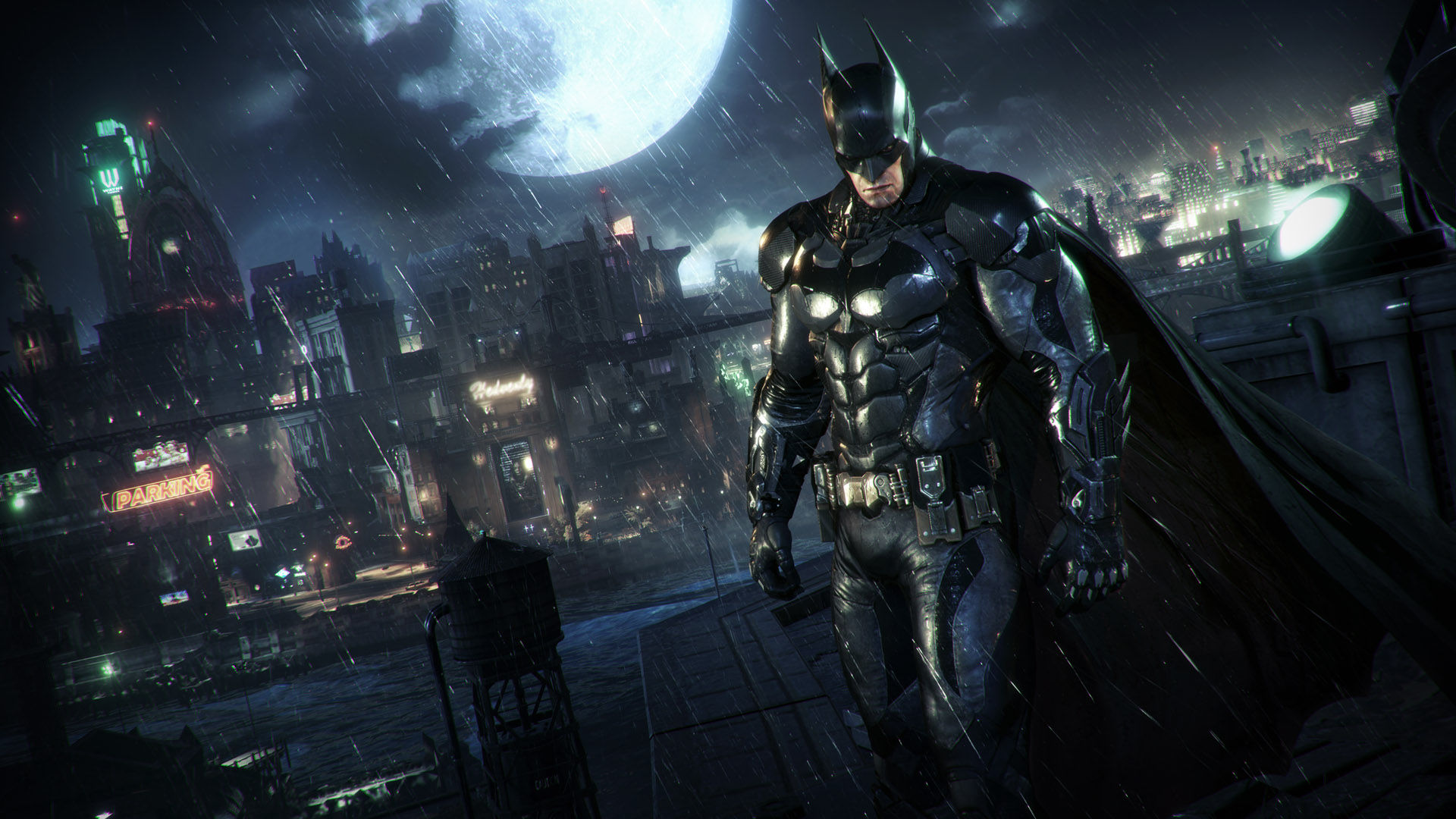 Batman Arkham Knight set to release for Playstation4, Xbox One and PC