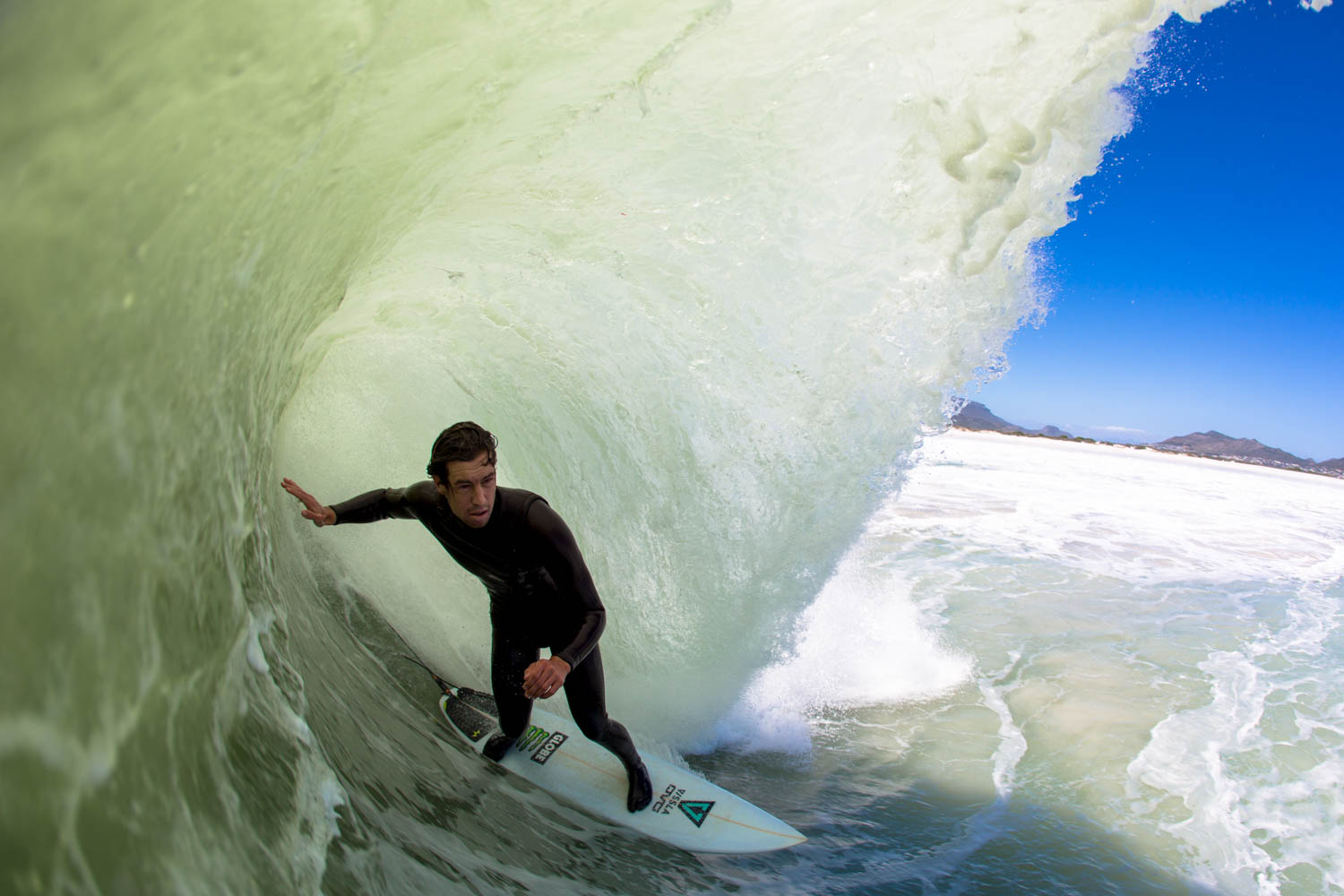 Brendon Gibbens - Uberschuss Surfing Video