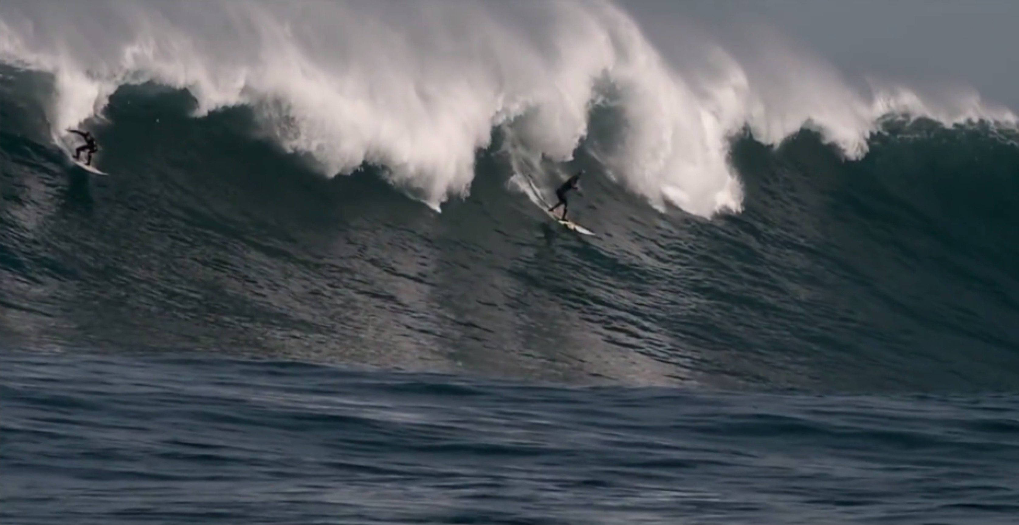 Frank Solomon Big Wave Surfing Video