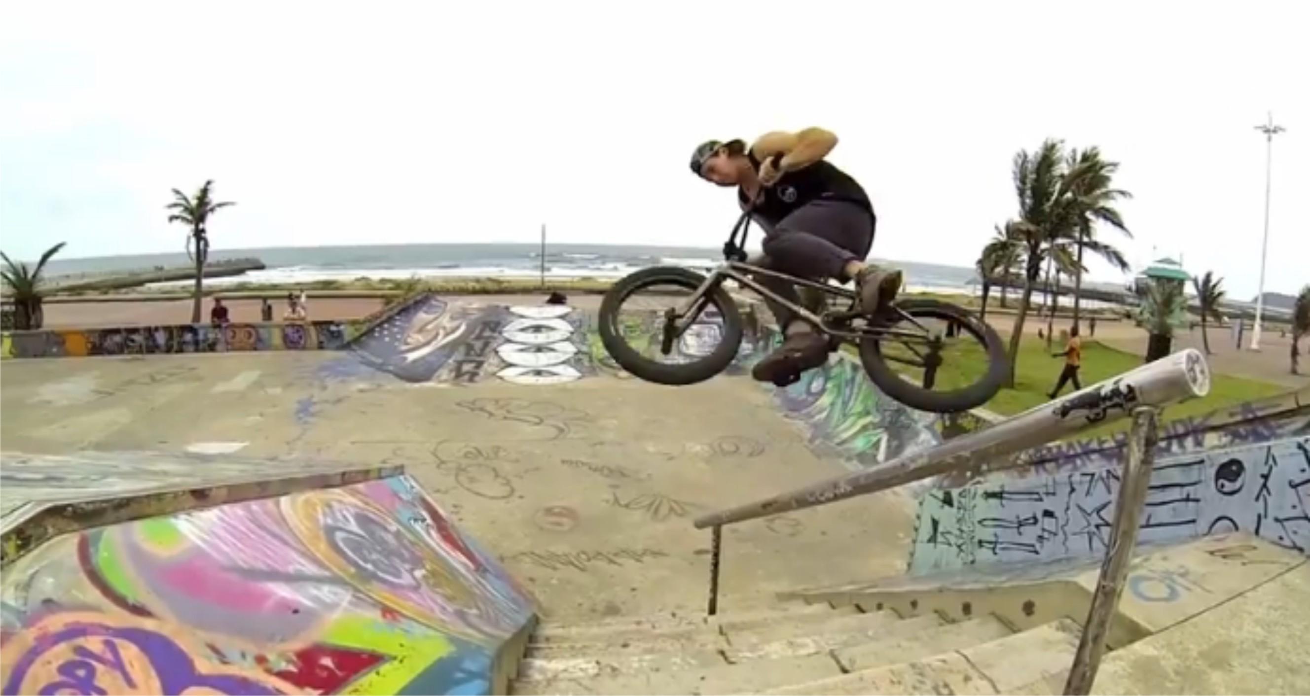 Colin Loudon BMX Direct / United BMX video