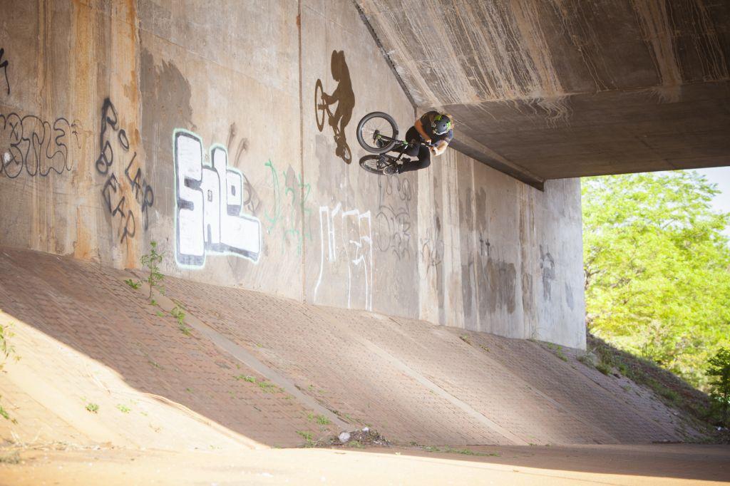 Greg Illingworth Mongoose BMX Video