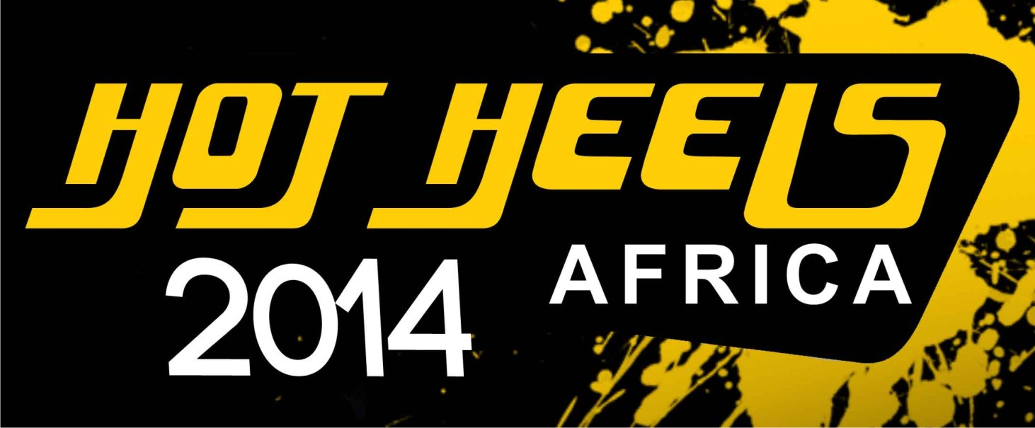 The Hot Heels Africa Downhill Skateboarding event