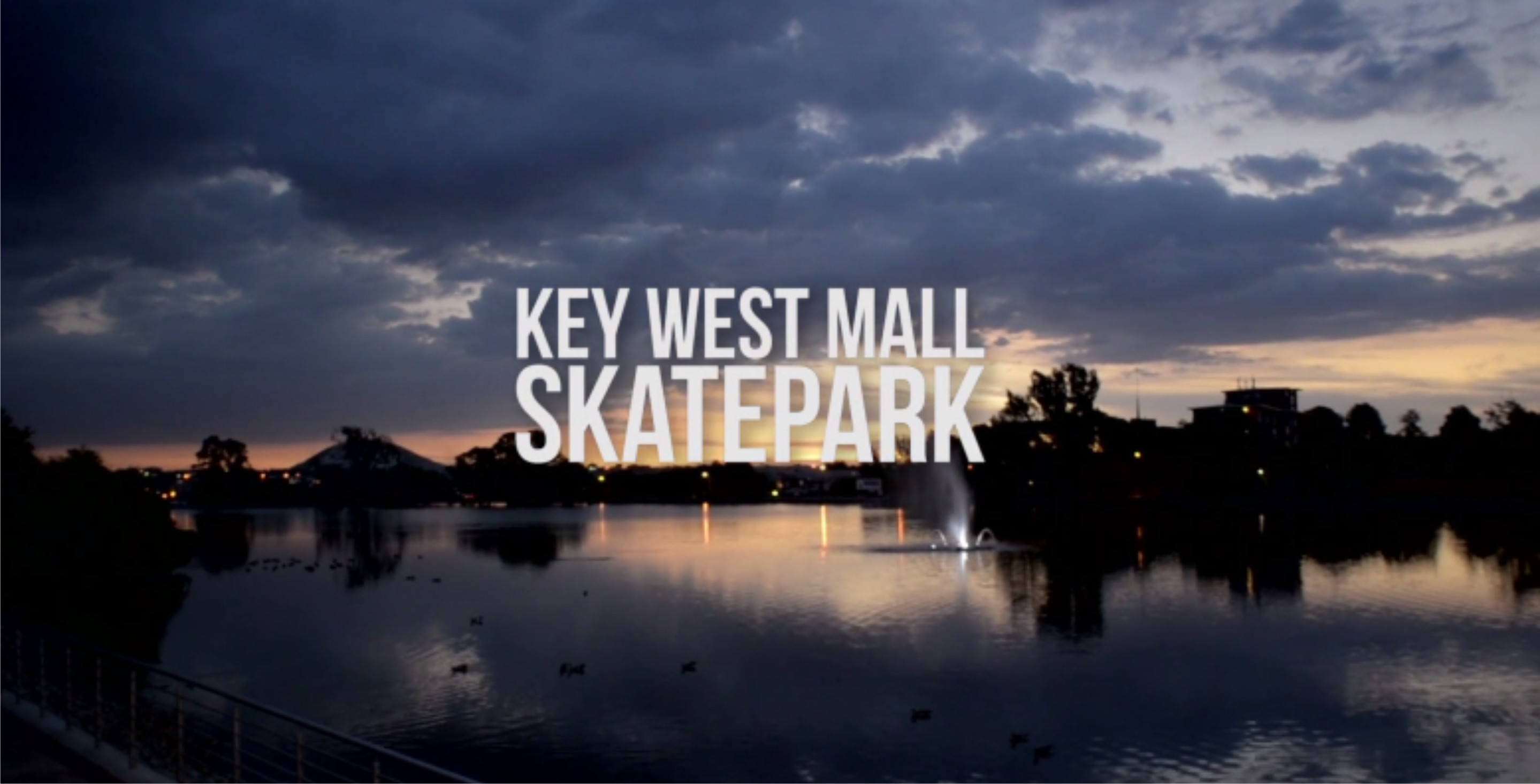 Key West Mall Skatepark Spotcheck featuring BMX and Skateboarding