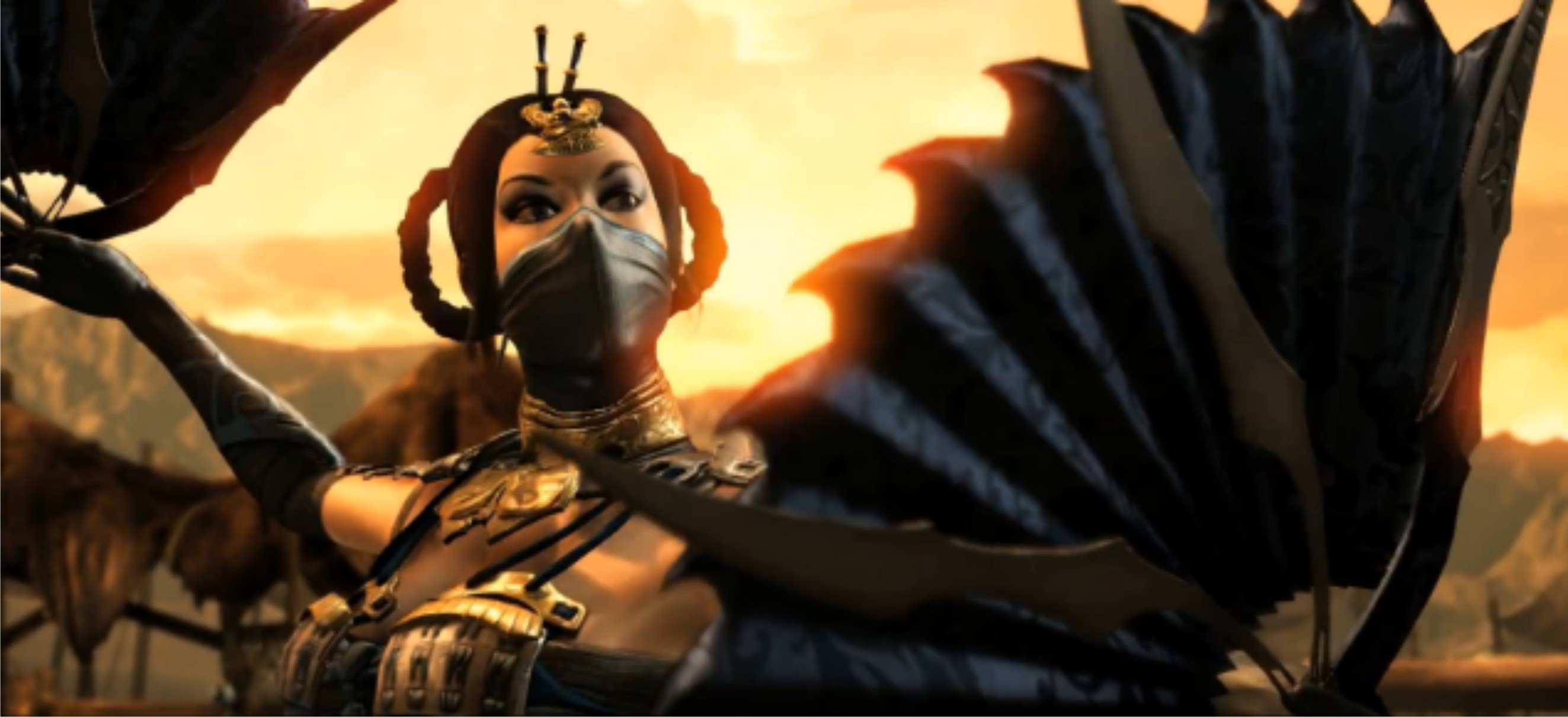 The Mortal Kombat X Who's Next? Gameplay Trailer is here