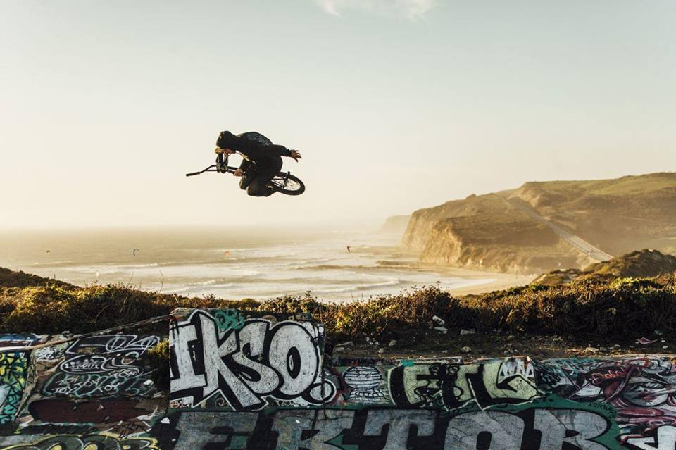 Maxime Charveron talks Ultimate X and The Night harvest BMX contests