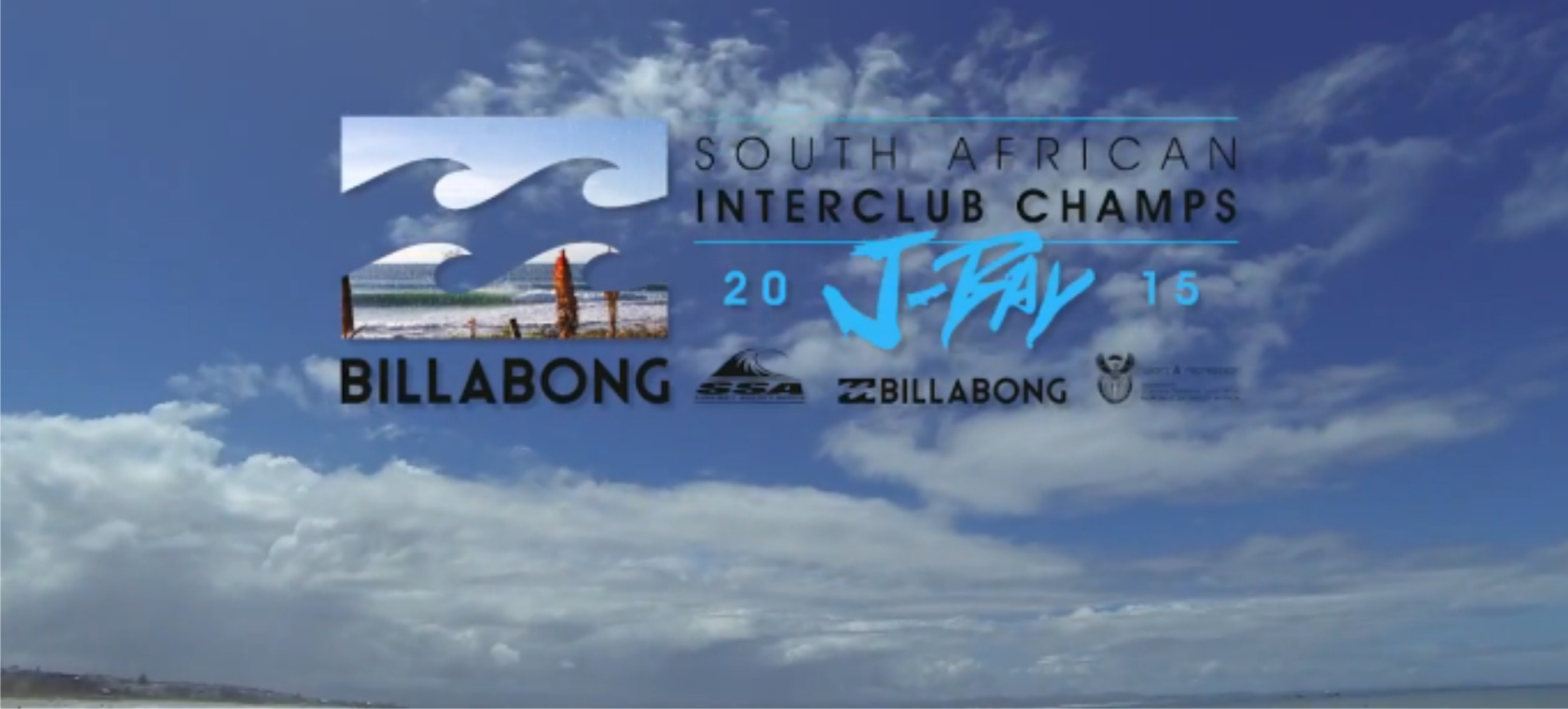Highlights video from the Billabong 2015 South African Inter-Club Surfing Champs