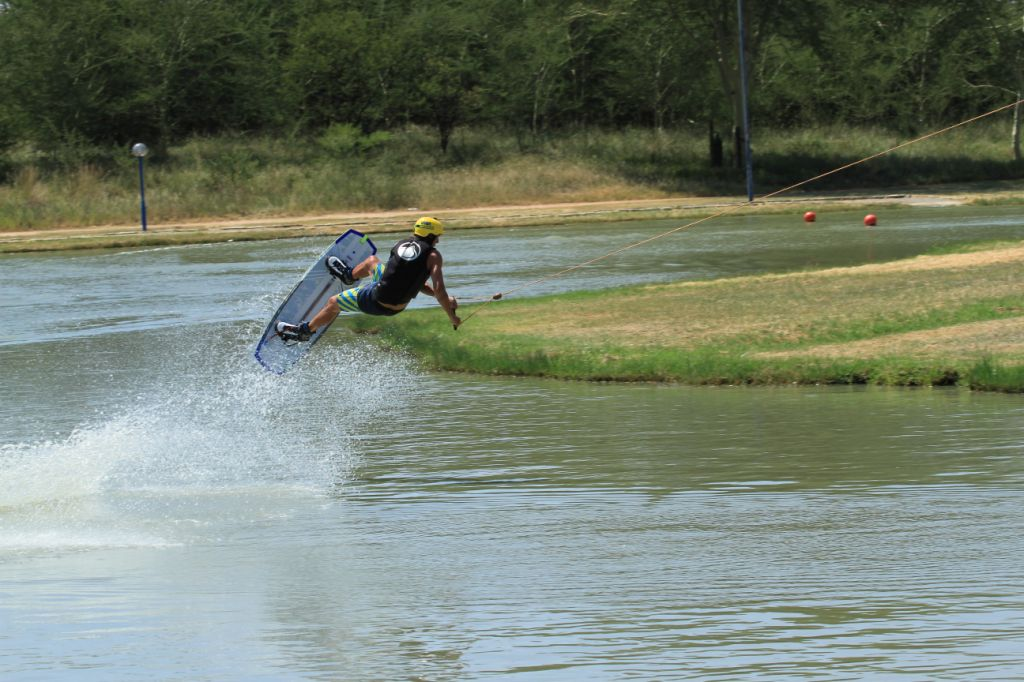 Results from Stop 1 of the CASA Cable Pro Wakeboarding and Wakeskating tour