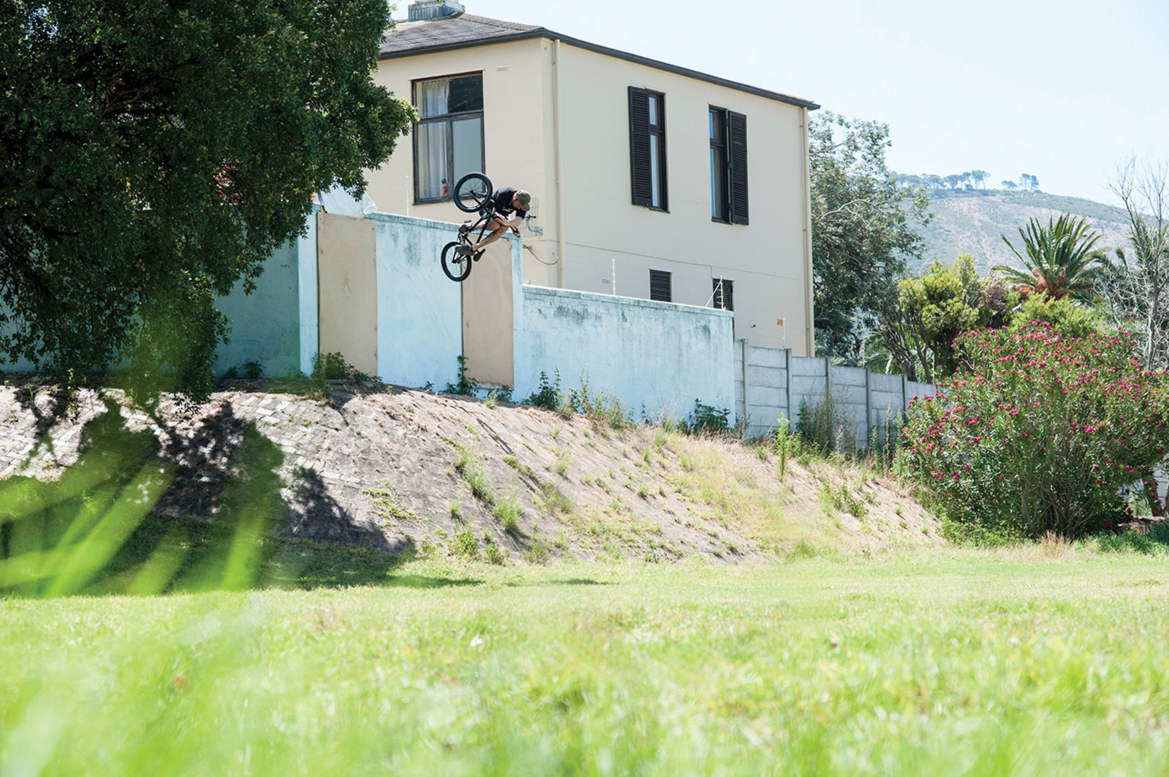 Kevin Kalkoff talks Ultimate X and The Night Harvest BMX contests