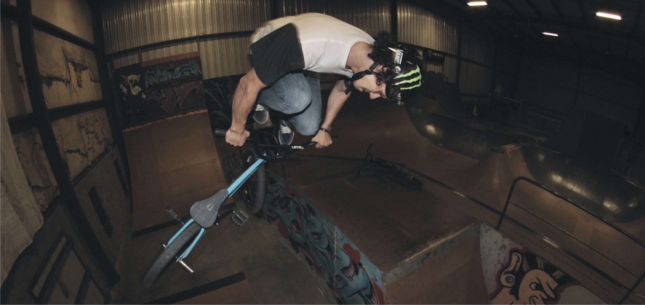 Kevin Peraza talks BMX and his trip to South Africa